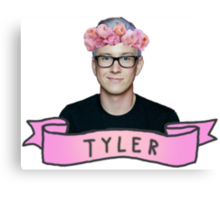 Tyler Oakley  Canvas Print