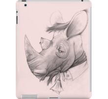 Rhipster iPad Case/Skin