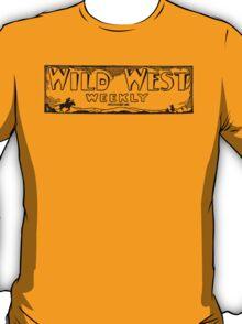 Wild West Weekly T-Shirt