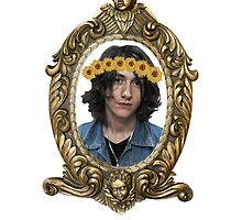 Sunflower Alex Turner by sgtplastictramp