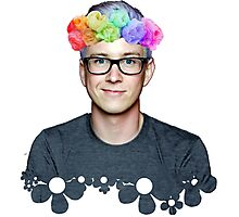 Tyler Oakley 2 Photographic Print