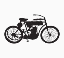 Harley Davidson Prototype  by Tessai-Attire
