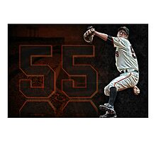 Tim Lincecum by nhornak99