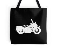Harley Davidson 1942 WLC Tote Bag