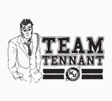 TEAM TENNANT by NerdUniversitee