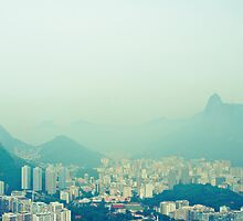 Rio de Janeiro by Andreas Schjønhaug