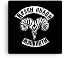 Reach guard - Markarth Canvas Print