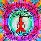 Tree of Mindfulness by jonkania