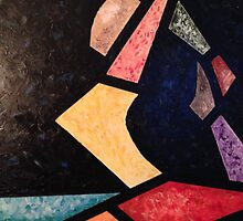Eka Pada Rajakapotasana - King Pigeon by Sebastian Alappat