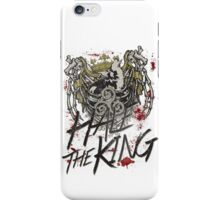 Hale the King iPhone Case/Skin