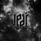 Jedi Ambigram by emodist