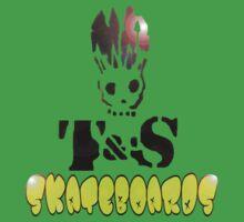 T&S Skateboards by napalmnacho