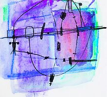 Sub Time Machine 1 by Jenny Davis
