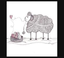 Tangled Spinning Ewe Kids Clothes