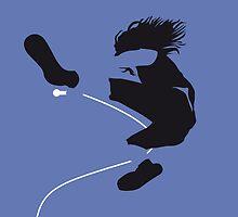 No008 MY Pearl Jam Minimal Music poster by Chungkong