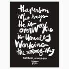 Overworked : BLK by finnllow