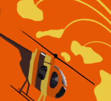Island Hoppers /yellow Sticker