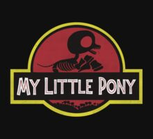 My Jurassic Pony by MustGoFaster