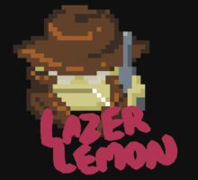 Lazer Lemon PI by Nick Dahill
