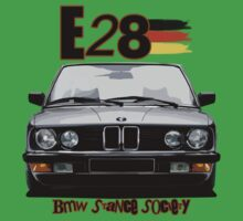 BMW E28 by BSsociety