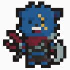 Pixel Headhunter Rengar by Pixel-League