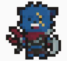 Pixel Headhunter Rengar by Pixel-League