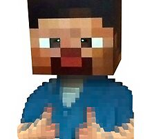Minecraft Man by Wookie10000