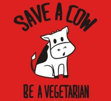 Save a cow, be a vegetarian by nektarinchen