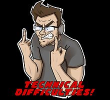 TECHNICAL DIFFICULTIES - Markiplier by Trudy Dean