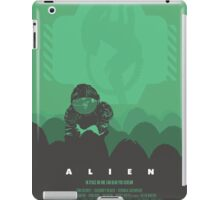 Ridley Scott's Alien Print Sigourney Weaver as Ripley iPad Case/Skin