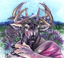 Lavendeer by Mayra Boyle