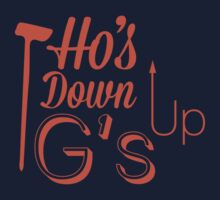 Ho's Down G's up by shanin666