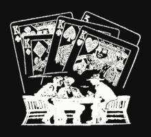 Showdown - White by perilpress