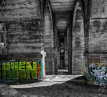 Henry Avenue Bridge by Adam Northam