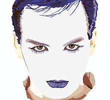 Gary Numan Pop Art  by raidensden