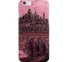 HORIZONTEE DEE PAPEEL iPhone Case/Skin