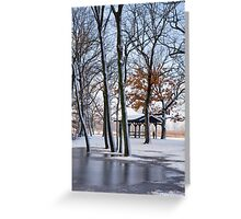 The Early Spring  Greeting Card