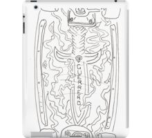 My favourite skateboard when I was 12 iPad Case/Skin