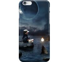 Fishin' for Trouble iPhone Case/Skin