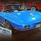 63 Corvette Sting Ray by kkphoto1