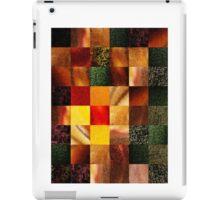 Geometric Design Squares Pattern Abstract II iPad Case/Skin