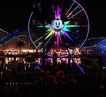 Disneyland by ohhnerdymelissa