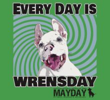 Every Day is Wrensday by andreacarreo