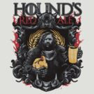 The Hound's Bloody Red Ale by jimiyo