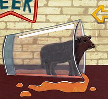 Steer Beer by Cindy Vattathil