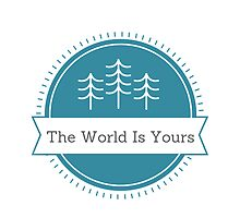The World Is Yours by Daniel Lucas