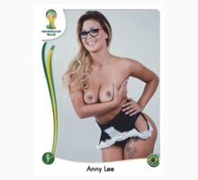 FIFA WORLD FUCK BRAZIL - Anny Lee by Henrique Gonçalves