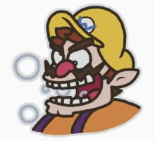 Wario: Live and Reloaded by MitMFGG
