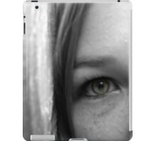 Eyes are the Windows to the Soul iPad Case/Skin