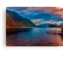 Buttermere Lake District Canvas Print
